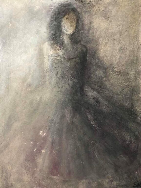Kunst Art Schilderij Abstract Figuratief StephArts Stephanie van der Beek